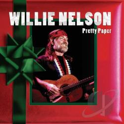 Nelson, Willie - Pretty Paper CD Cover Art