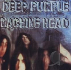Deep Purple - Machine Head SA Cover Art