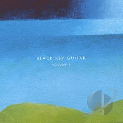 Slack Key Guitar Volume 2 CD Cover Art