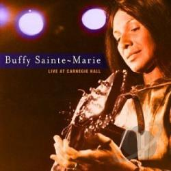 Sainte-Marie, Buffy - Live At Carnegie Hall CD Cover Art
