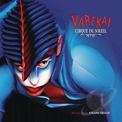 Cirque Du Soleil - Varekai CD Cover Art