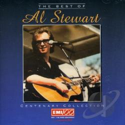 Stewart, Al - Best of Al Stewart: Centenary Collection CD Cover Art