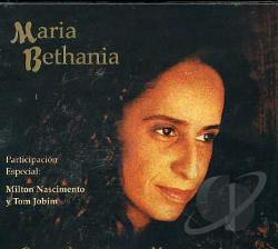 Bethania, Maria - Canciones y Momentos CD Cover Art