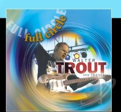 Trout, Walter - Full Circle CD Cover Art