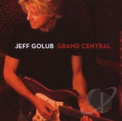 Golub, Jeff - Grand Central CD Cover Art