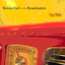 Earl, Ronnie - Hope Radio CD Cover Art