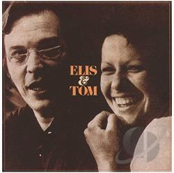 Jobim, Antonio Carlos / Regina, Elis - Elis & Tom CD Cover Art