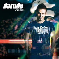 Darude - Label This! CD Cover Art