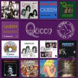 Queen - Singles Collection 1 CD Cover Art