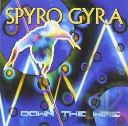 Spyro Gyra - Down the Wire CD Cover Art