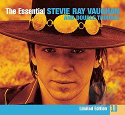 Vaughan, Stevie Ray / Vaughan, Stevie Ray & Double Trouble - Essential Stevie Ray Vaughan and Double Trouble CD Cover Art