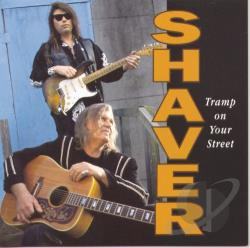 Shaver - Tramp on Your Street CD Cover Art