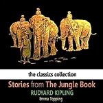 Emma Topping - Stories Fom The Jungle Book By Rudyard Kipling DB Cover Art