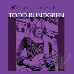 Rundgren, Todd - Flashback with Todd Rundgren CD Cover Art