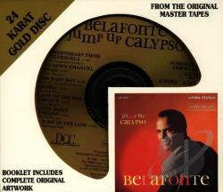 Belafonte, Harry - Jump Up Calypso CD Cover Art