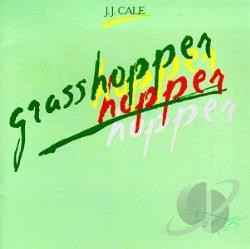 Cale, J.J. - Grasshopper CD Cover Art