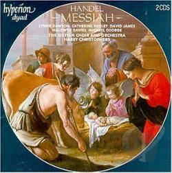 Handel, G.F. - Handel: Messiah CD Cover Art