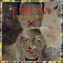 Enigma - LSD: Love, Sensuality and Devotion CD Cover Art
