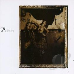 Pixies - Surfer Rosa CD Cover Art