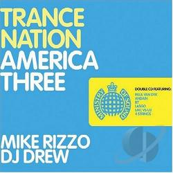 Trance Nation America, Vol. 3 CD Cover Art
