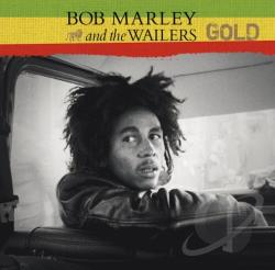 Marley, Bob & The Wailers - Gold CD Cover Art