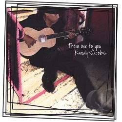 Jacobs, Randy - From Me to You CD Cover Art
