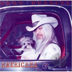 Russell,Leon - Americana CD Cover Art