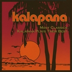 Kalapana - Many Classics: Kalapana Plays Their Best CD Cover Art