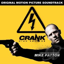 Crank: High Voltage CD Cover Art