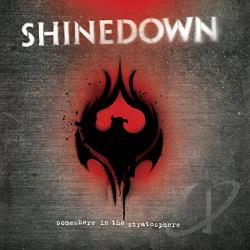 Shinedown - Somewhere in the Stratosphere CD Cover Art