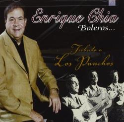 Chia, Enrique - Boleros: Tributo a Los Panchos CD Cover Art