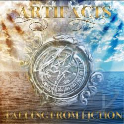 Falling from Fiction - Artifacts CD Cover Art