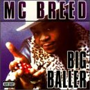 M.C. Breed - Big Baller CD Cover Art