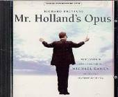 Kamen, Michael / Original Soundtrack / Seattle Symphony Orchestra - Mr. Holland's Opus CD Cover Art