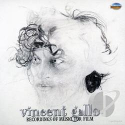 Gallo, Vincent - Recordings of Music for Film CD Cover Art
