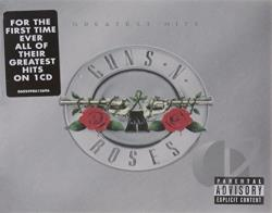 Guns N' Roses - Greatest Hits CD Cover Art