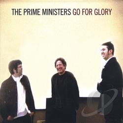 Prime Ministers - Prime Ministers Go For Glory CD Cover Art