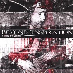 Beyond Inspiration - Beyond Inspiration - A Tribute to Uli Jon Roth CD Cover Art
