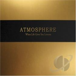 Atmosphere - When Life Gives You Lemons, You Paint That Shit Gold CD Cover Art