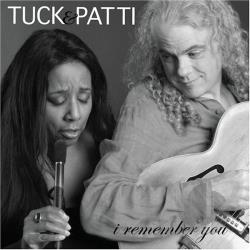 Tuck & Patti - I Remember You CD Cover Art