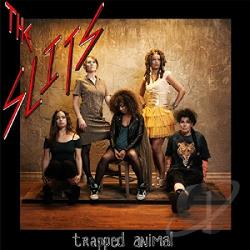 Slits - Trapped Animal CD Cover Art