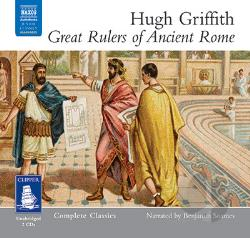 Griffith / Soames - Great Rulers Of Ancient Rome CD Cover Art
