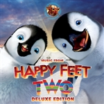 Various Artists - Music From Happy Feet Two  DB Cover Art