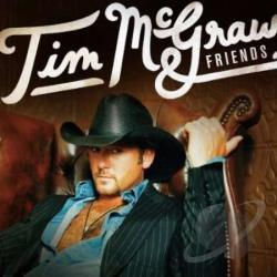 Mcgraw, Tim - Tim Mcgraw & Friends CD Cover Art