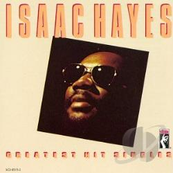 Hayes, Isaac - Greatest Hit Singles CD Cover Art