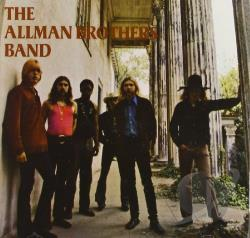Allman Brothers Band - Allman Brothers Band CD Cover Art