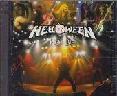 Helloween - High Live CD Cover Art