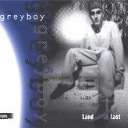 Greyboy - Land of the Lost CD Cover Art