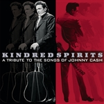 Kindred Spirits: Tribute To Songs Of Johnny Cash CD Cover Art
