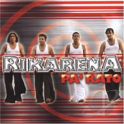 Rikarena - Pa' Rato CD Cover Art